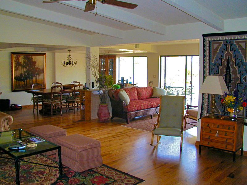 Home remodel before after photo gallery az kitchen Living room renovation before and after