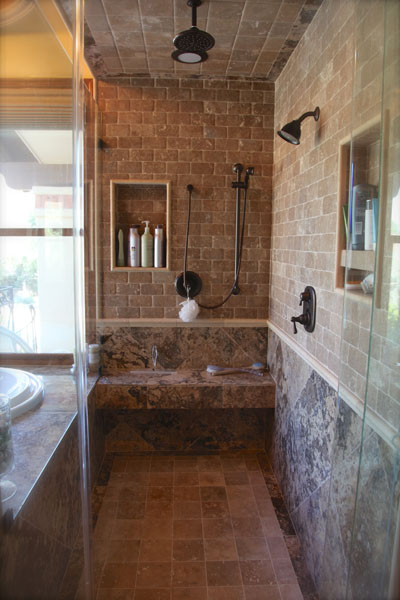 Home remodeling before after photo gallery az home for Master bath renovation