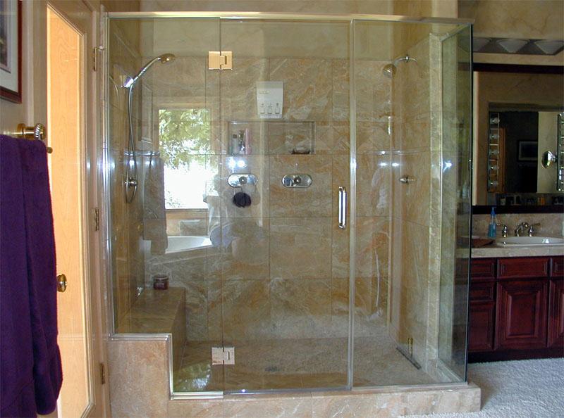 Master Shower Remodel. After