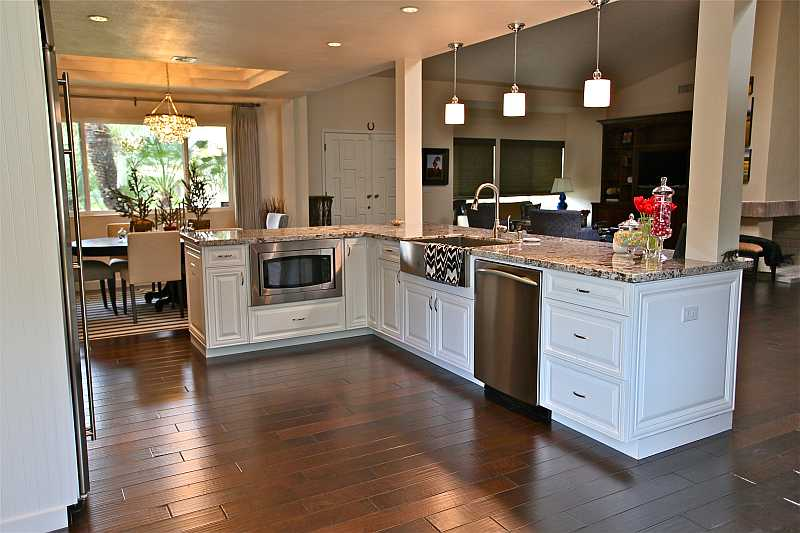 Kitchen renovation photo gallery phoenix az kitchen for Arizona kitchen cabinets